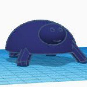 The enviroment turtle 3